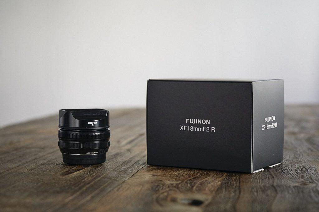 XF 18mm 2.0