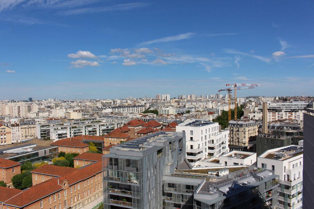Paris 75014 - Mesure des ondes électromagnétiques Demain Conseils