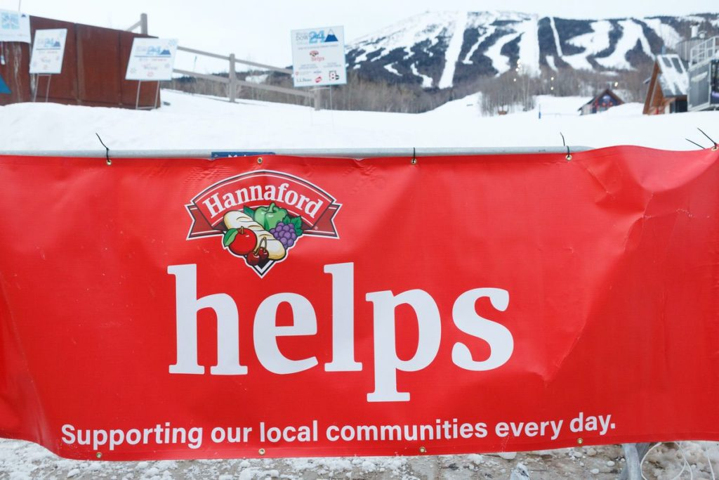 Hannaford Supermarkets and WinterKids Working Together to Maximize Community Impact