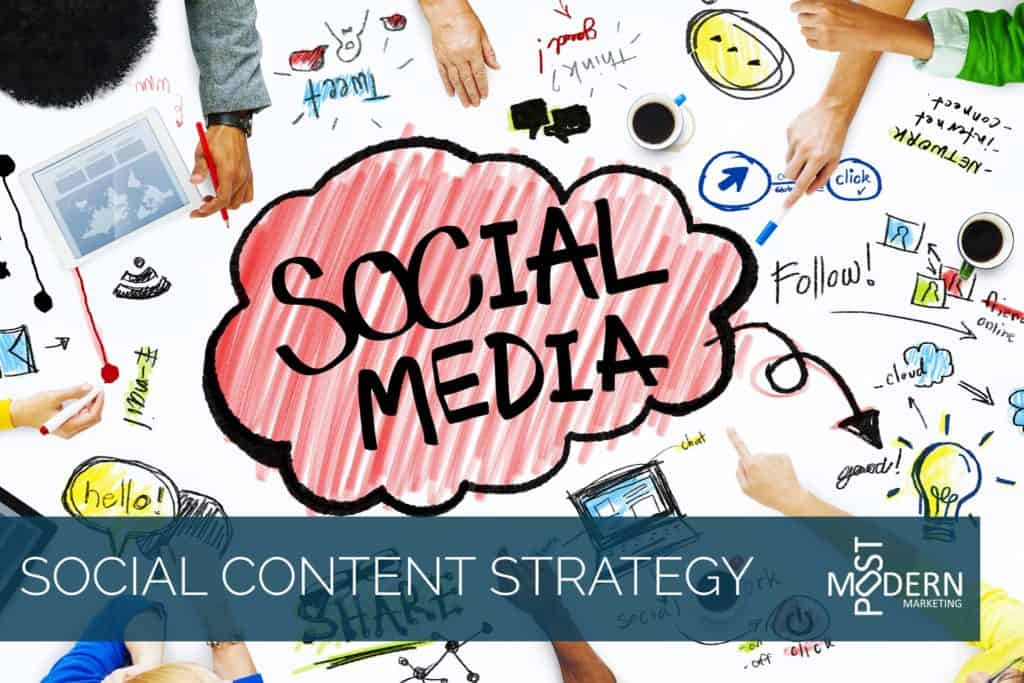 Organizing Your Business's Social Media Content