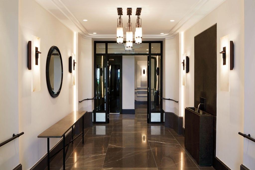 Moenchenwerther Parkterrassen Foyer