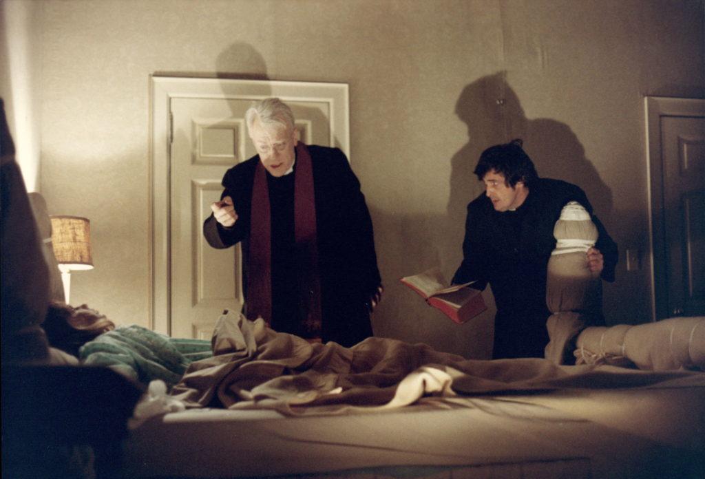 Still from The Exorcist (1972), 1970s horror