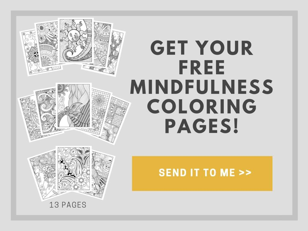 Mindfulness coloring book pdf