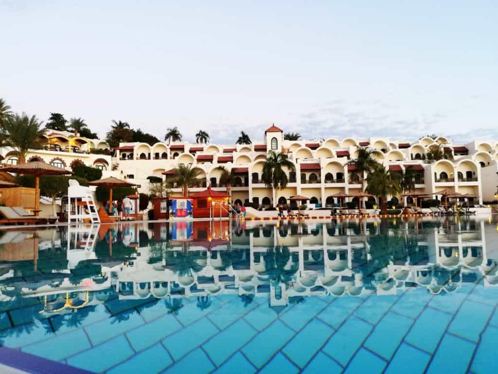 Movenpick Sharm el Sheikh Lindsay Nieminen