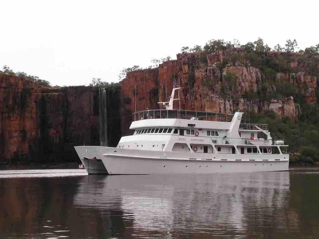 Eco Abrolhos cruising Kimberley region