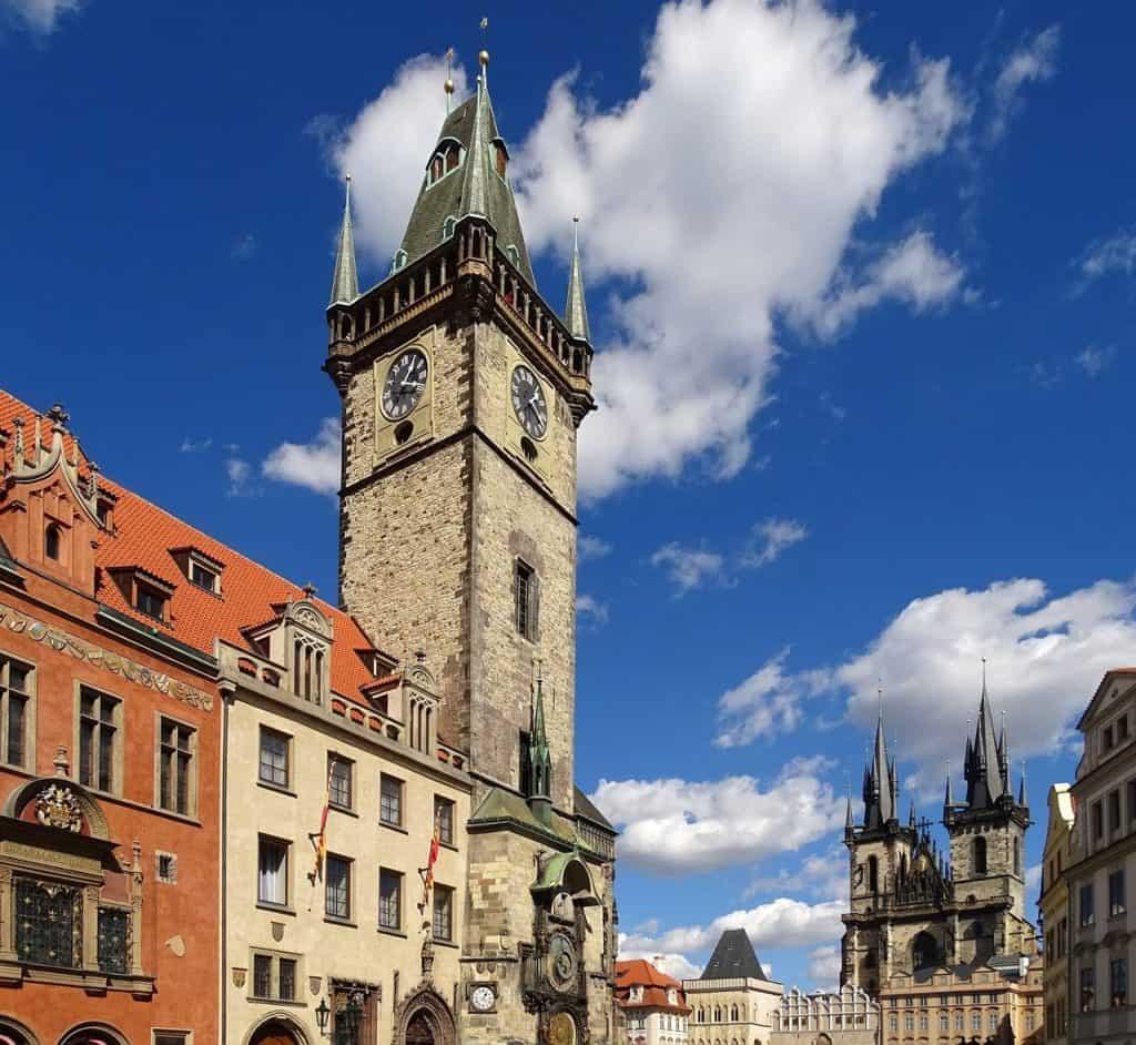 Old Town Hall - Prague