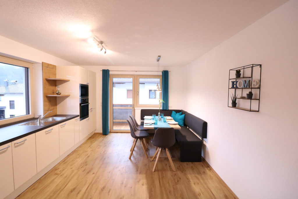 Küche Apartment 70m²