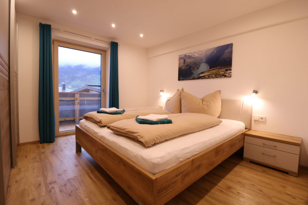 Doppelzimmer Apartment 50m²