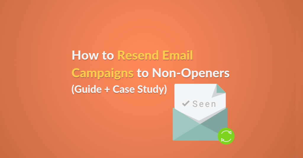 How to Resend Email Campaigns to Non-Openers blog graph Automizy