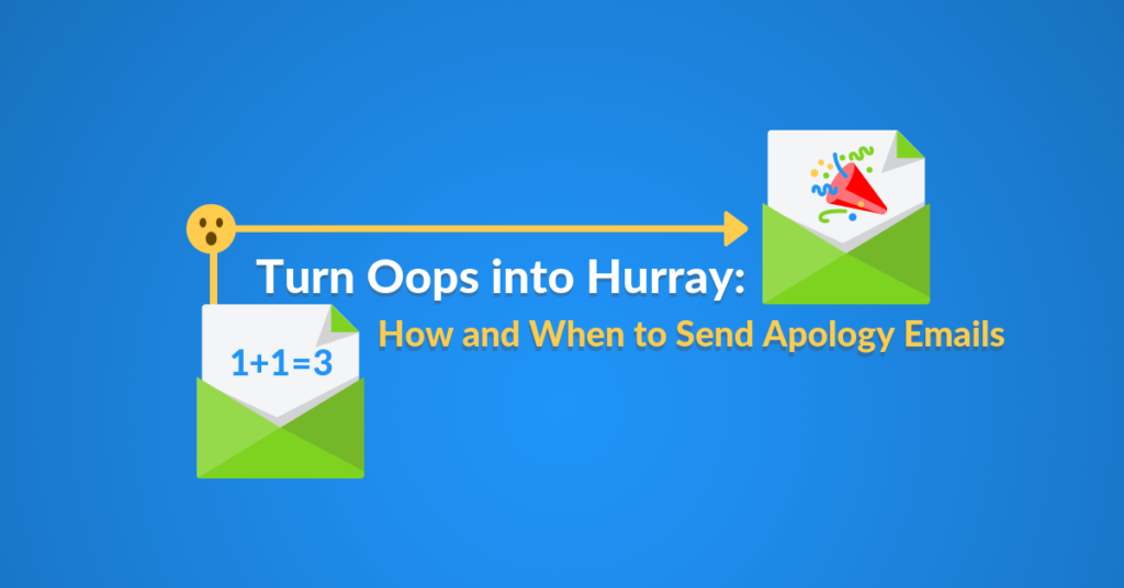 Turn Oops into Hurray blog post automizy featured image