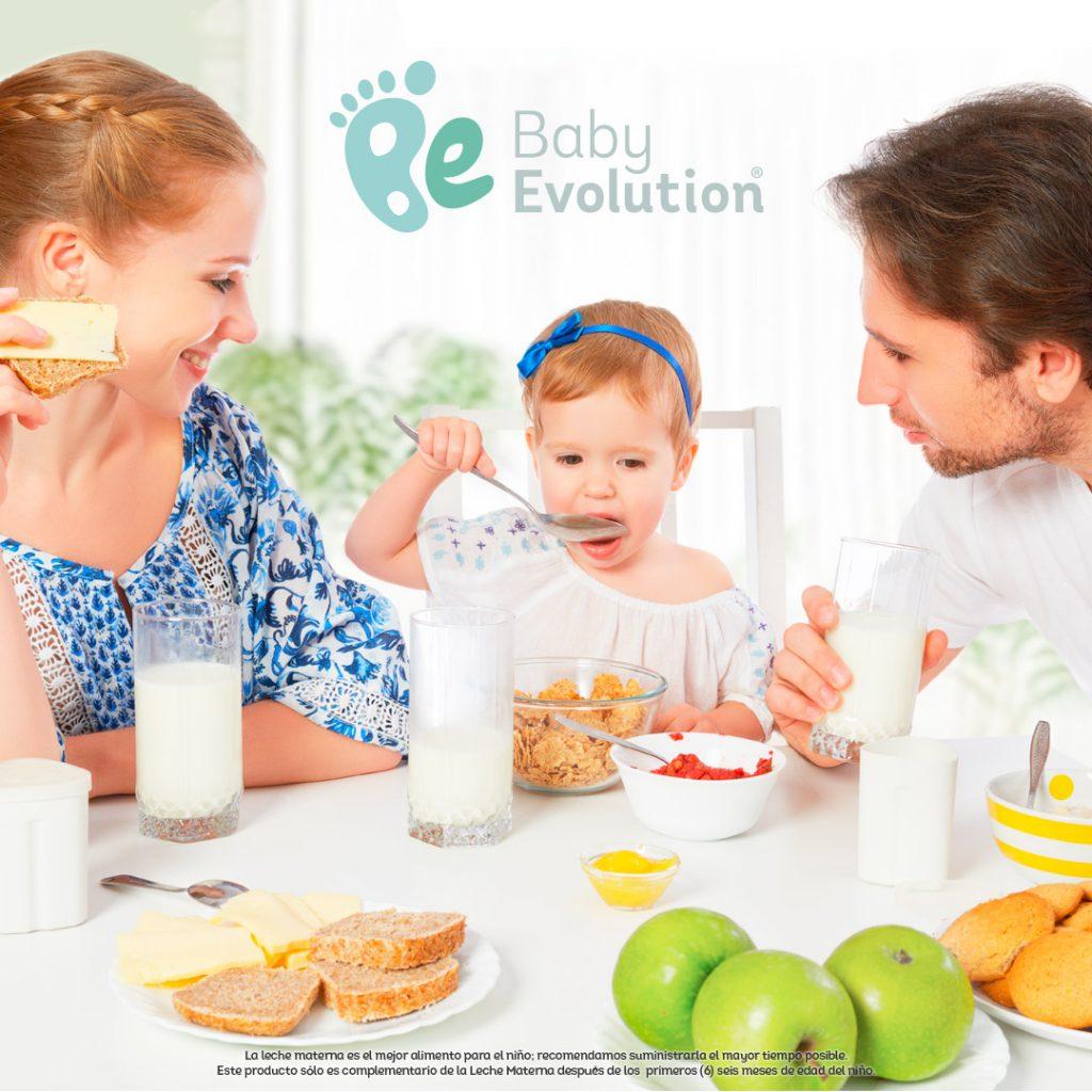 ¿Cómo evitar el sobrepeso o la obesidad en tu bebé? Dieta rica y variada de frutas, vegetales, cereales integrales, legumbres, lácteos, proteínas magras (pechuga de pollo, pavo y pescado)