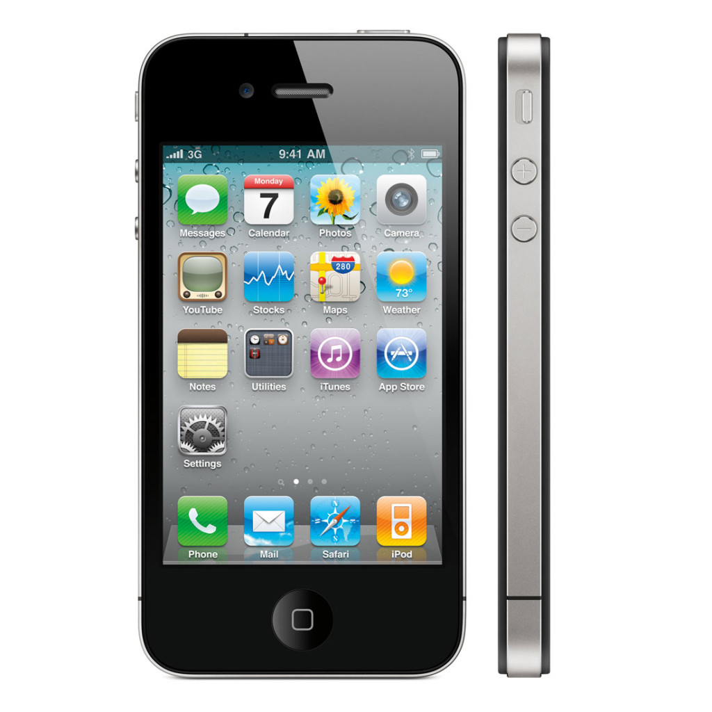 Podrobnyj obzor raboty smartfona apple iphone 4