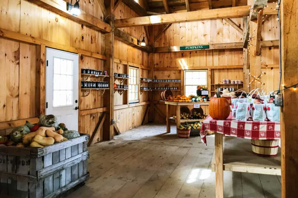 Apple Picking and More at Berlin Orchards | Berlin, MA. #newengland #appleorchard #applepicking #autumn #fall #newenglandtravel