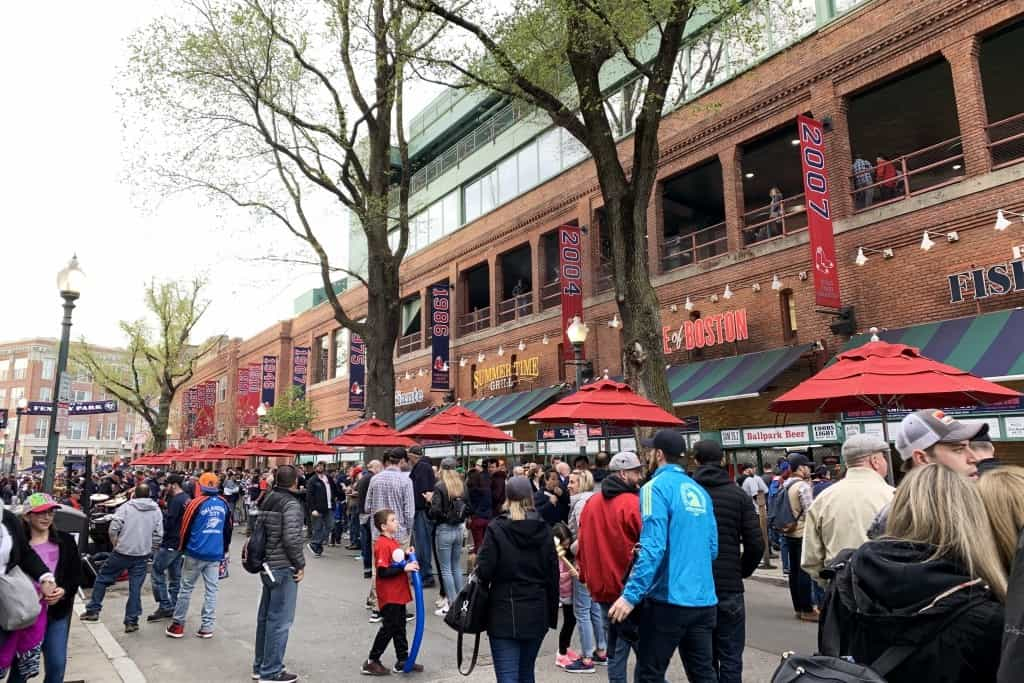 What you need to know before going to your first Red Sox game at Fenway Park. Tips on what to bring, food, parking, and more.