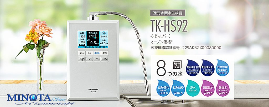 Tính năng Panasonic TK-HS92-s