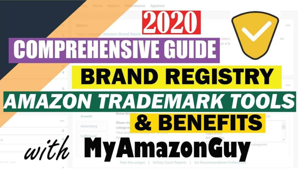 how to open amazon brand registry