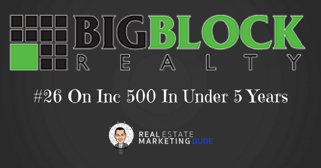 #26 On Inc 500 In under 5 Years