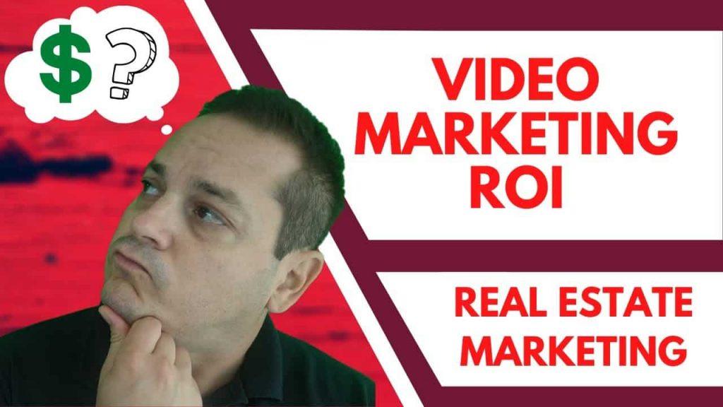 roi of video marketing