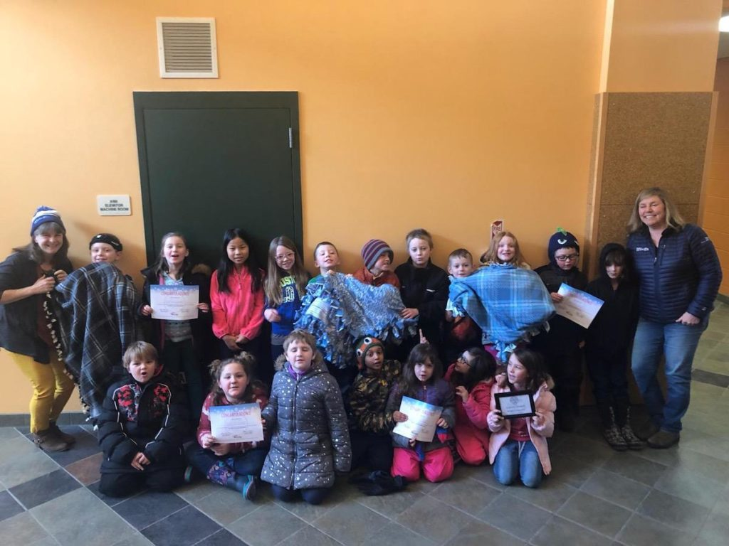 Old Town Elementary WinterGames 2019