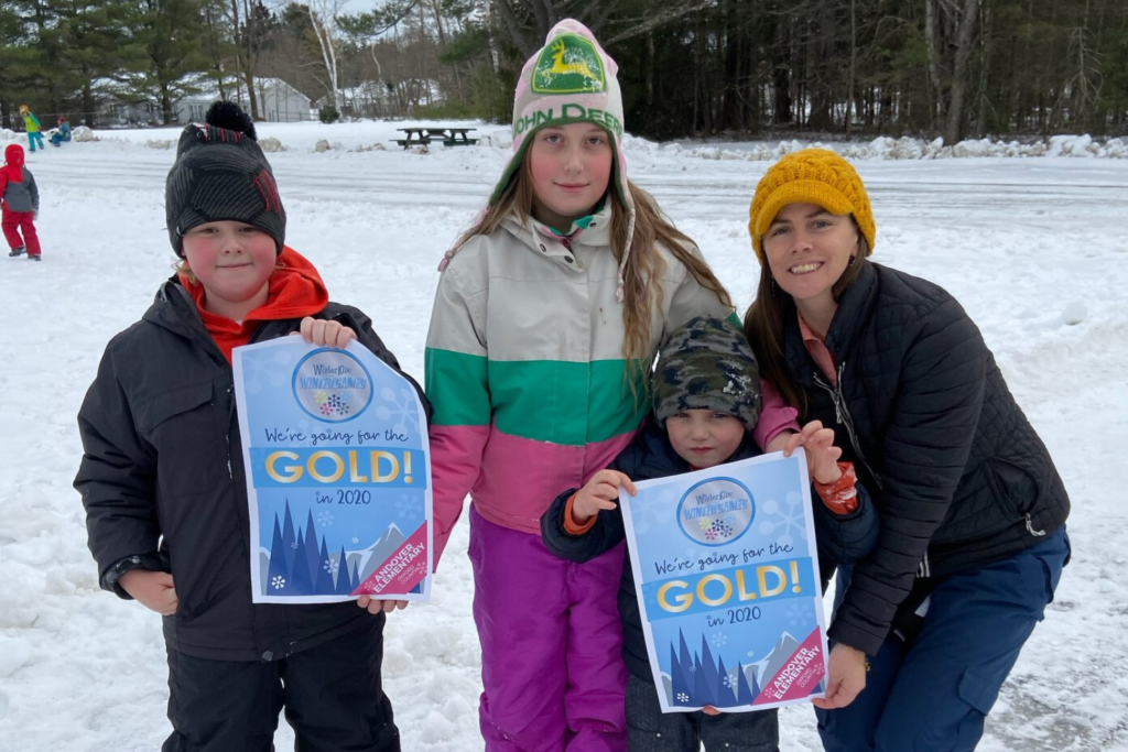 Andover Winter Games 2020 Toolkit Dropoff Gallery