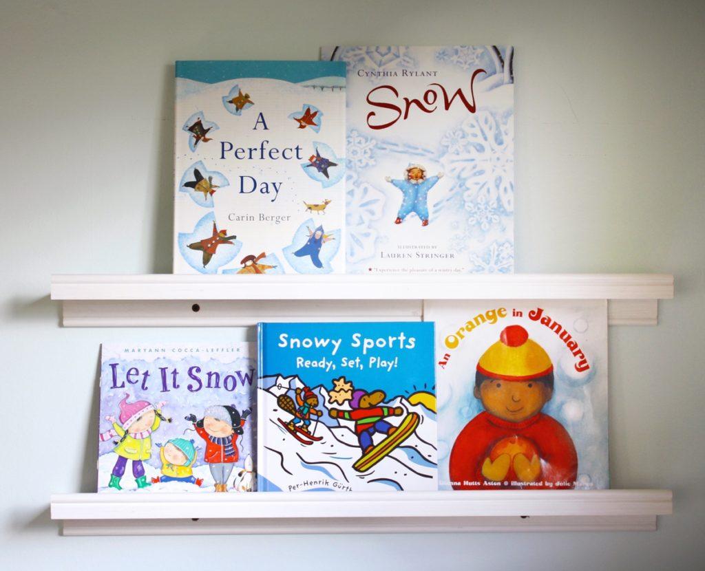 Bookshelf Photo FEBRUARY READING