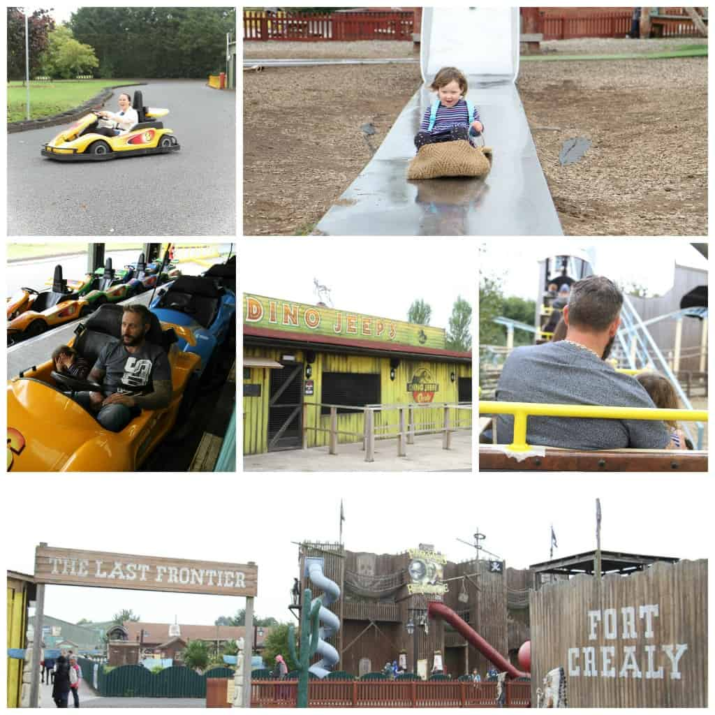 Creamy adventure park and resort