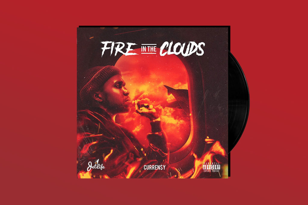 ALBUM REVIEW: Curren$y Keeps Spitting on 'Fire in the Clouds'