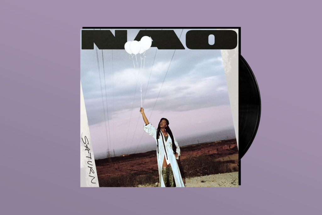 ALBUM REVIEW: NAO Soars Through Space on 'Saturn'