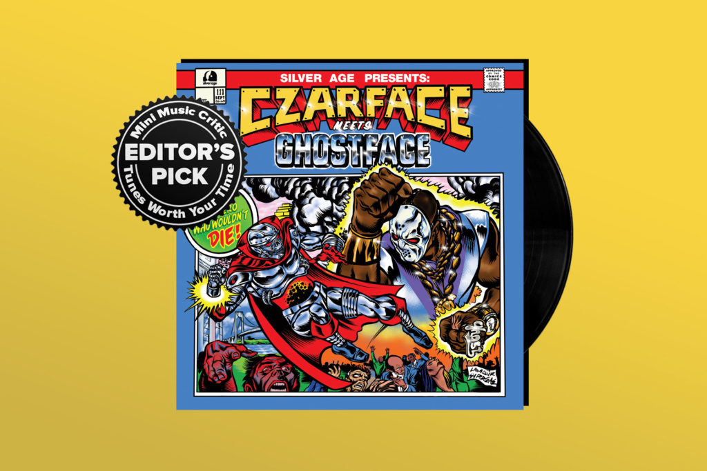 ALBUM REVIEW: Heroes Collide on 'Czarface Meets Ghostface'