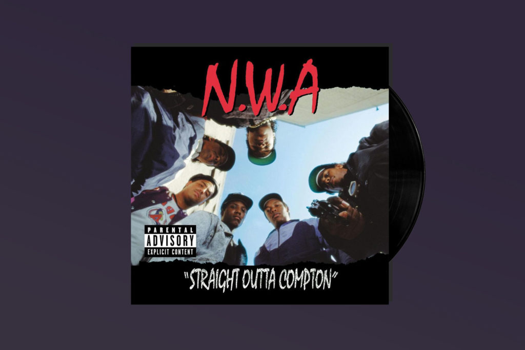 Kiefer's Music Mondays: 'Straight Outta Compton'