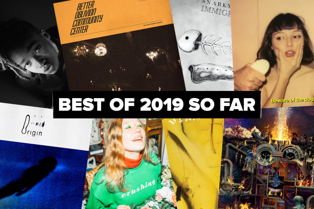 My 15 Favorite Albums of 2019 So Far