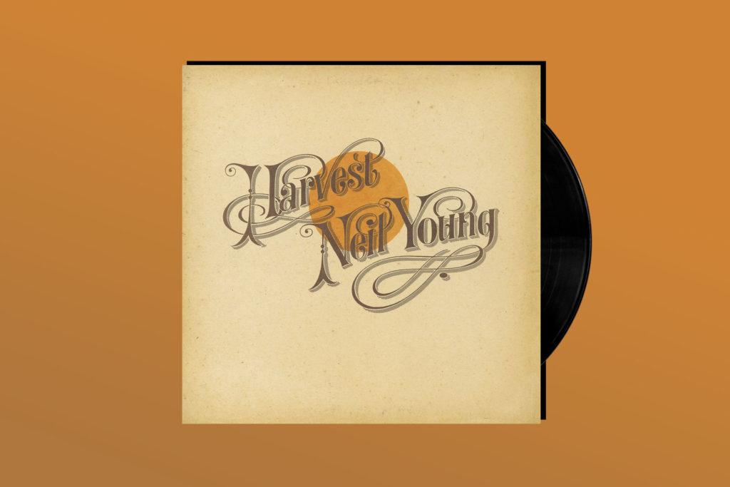 Kiefer's Music Mondays: Neil Young's 'Harvest'