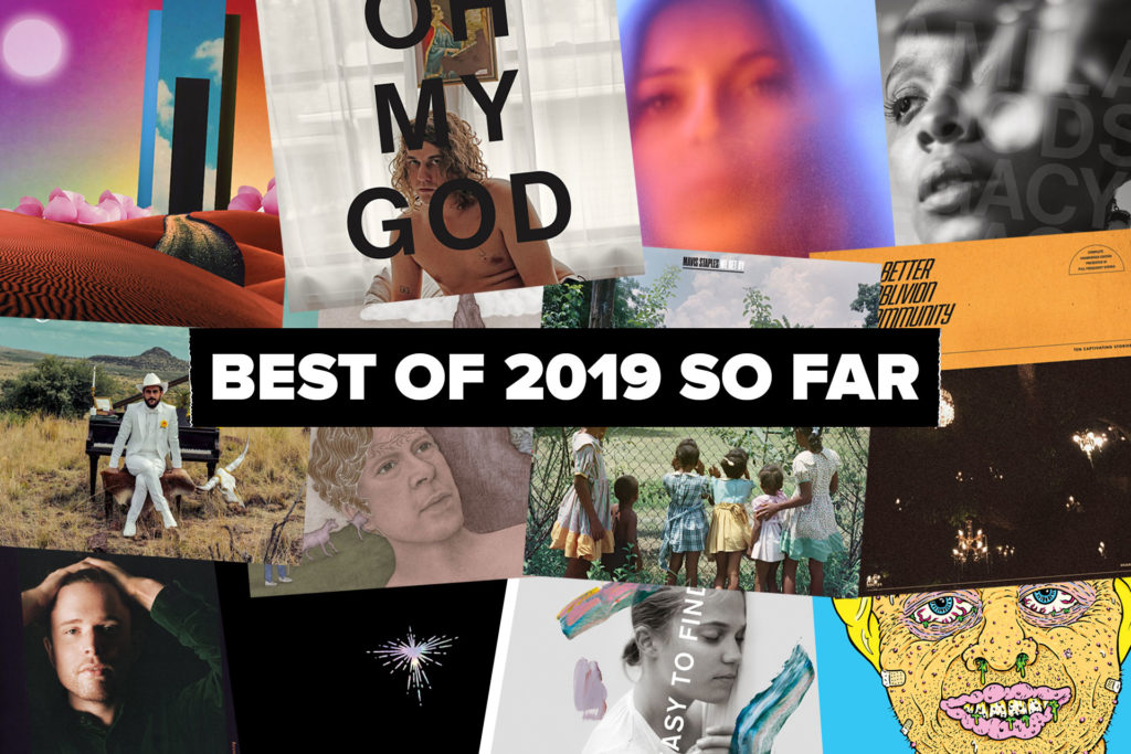My Top 20 Albums of 2019 So Far