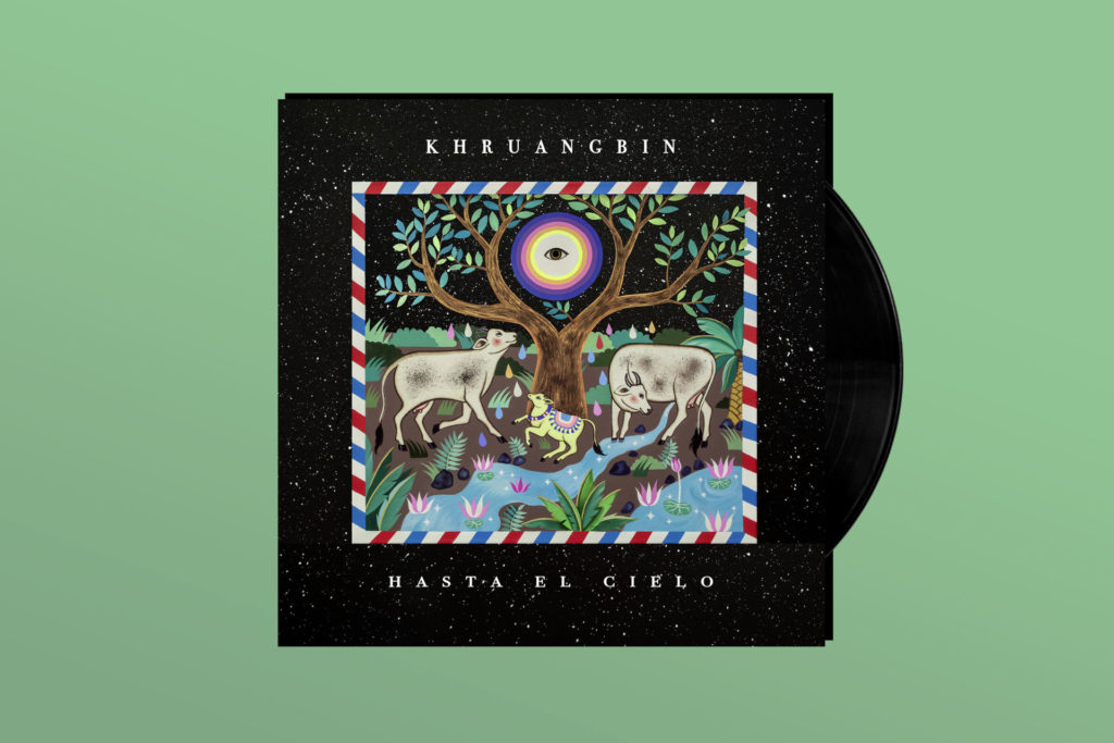 ALBUM REVIEW: Khruangbin Reaches for the Sky on 'Hasta El Cielo'