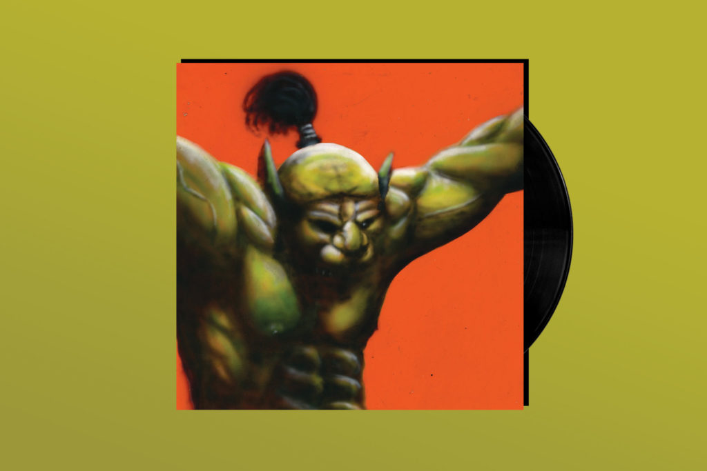 ALBUM REVIEW: Oh Sees Look Back for Once on 'Face Stabber'