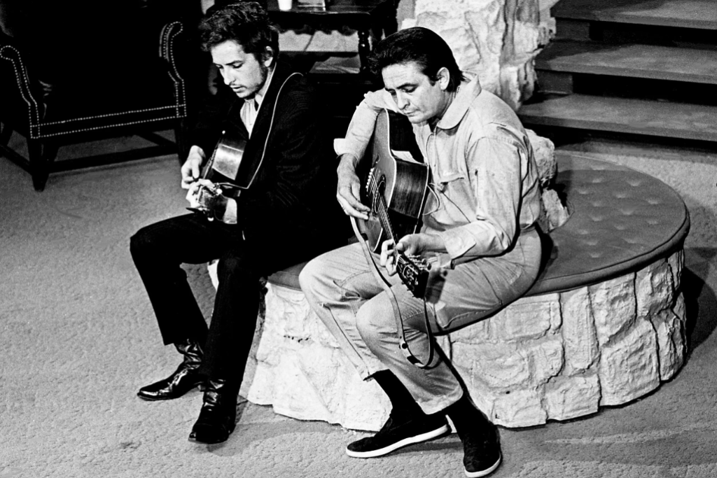 You Can Soon Hear the Bob Dylan-Johnny Cash Sessions in Full