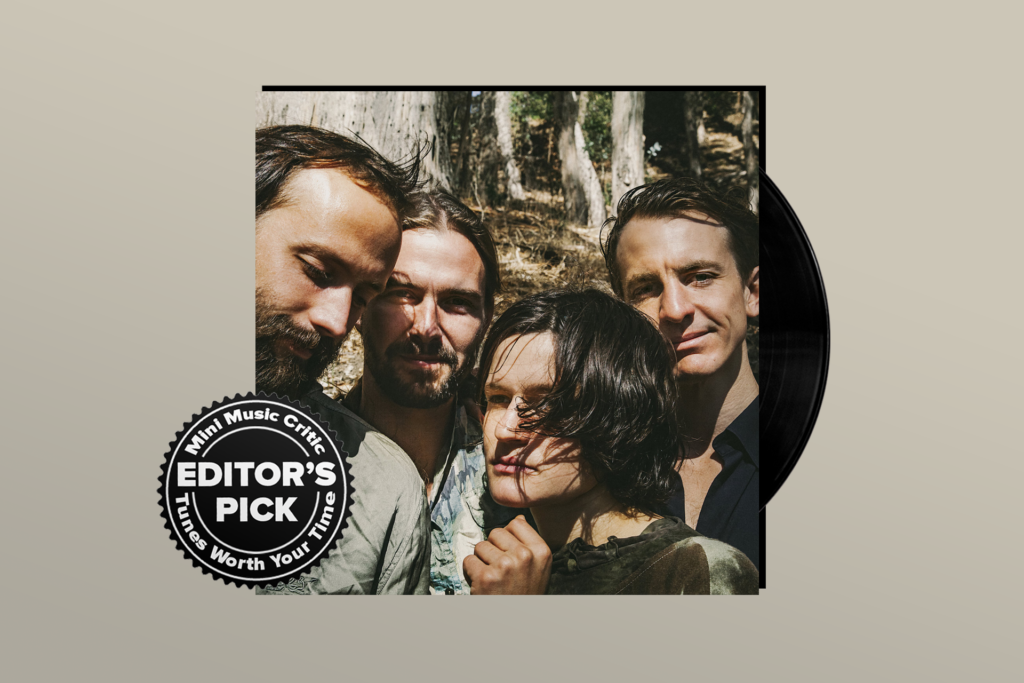 ALBUM REVIEW: Big Thief Comes Back to Earth on 'Two Hands'