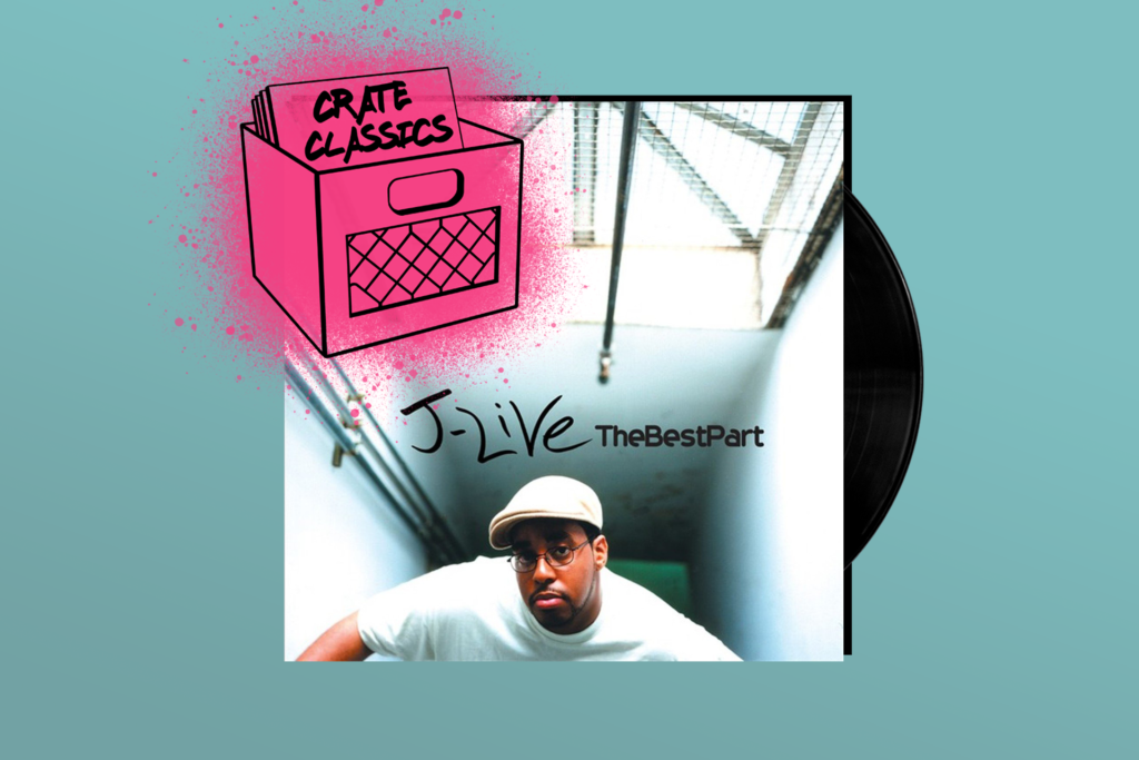ALBUM OPERATOR'S CRATE CLASSICS: J-Live's 'The Best Part'