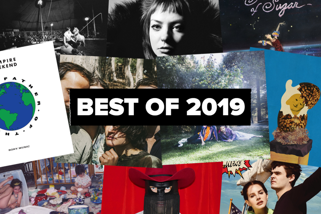 The 10 Best Indie Rock Albums of 2019