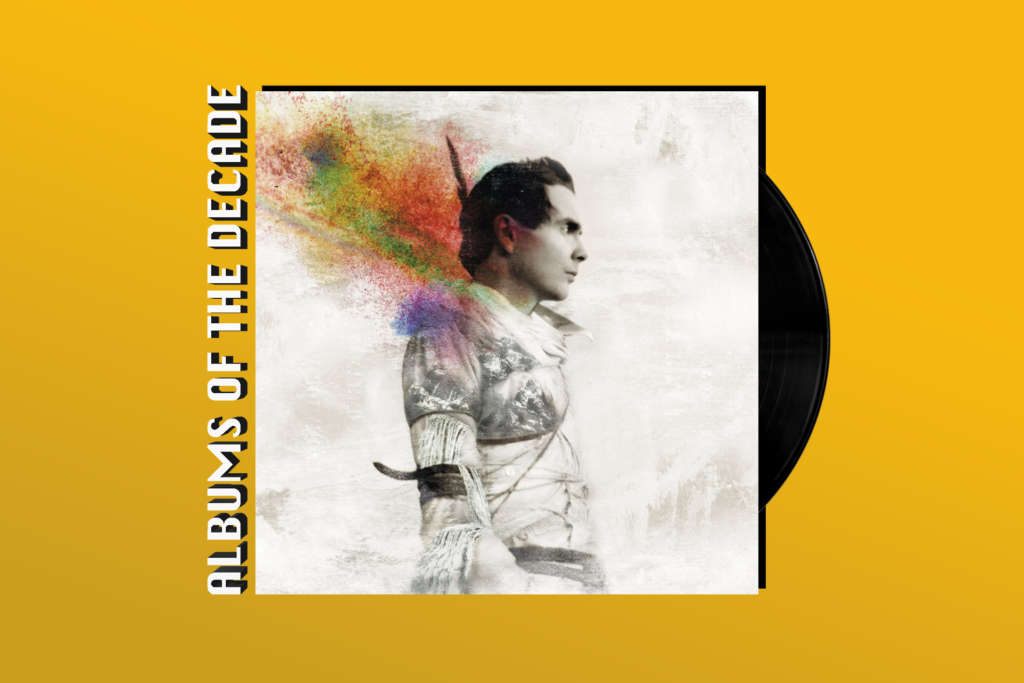 ALBUMS OF THE DECADE: Jónsi's 'Go'