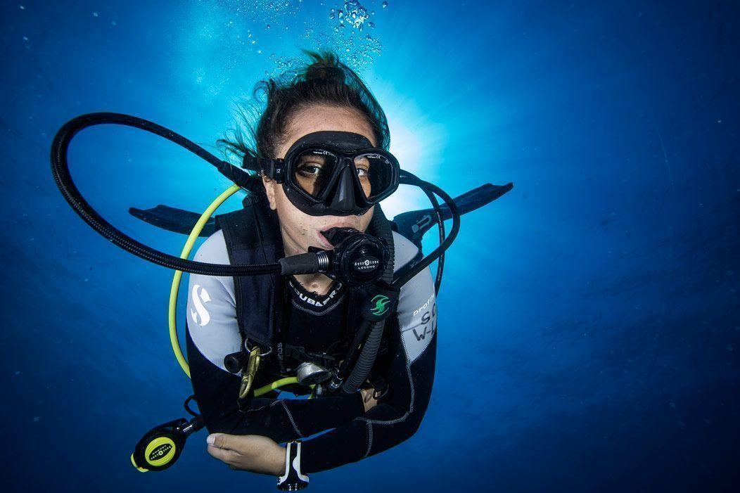 Advanced Open Water Diver Cancun