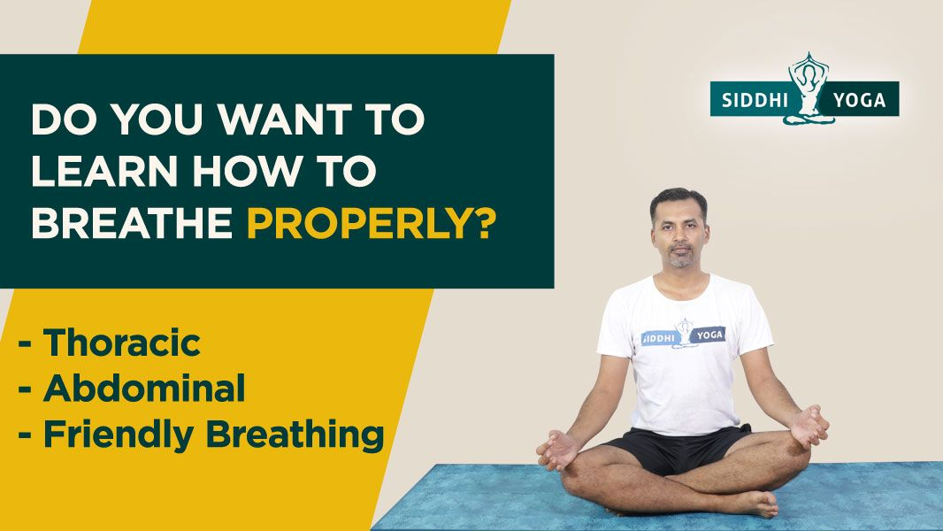 thoracic abdominal friendly yogic breathing techniques