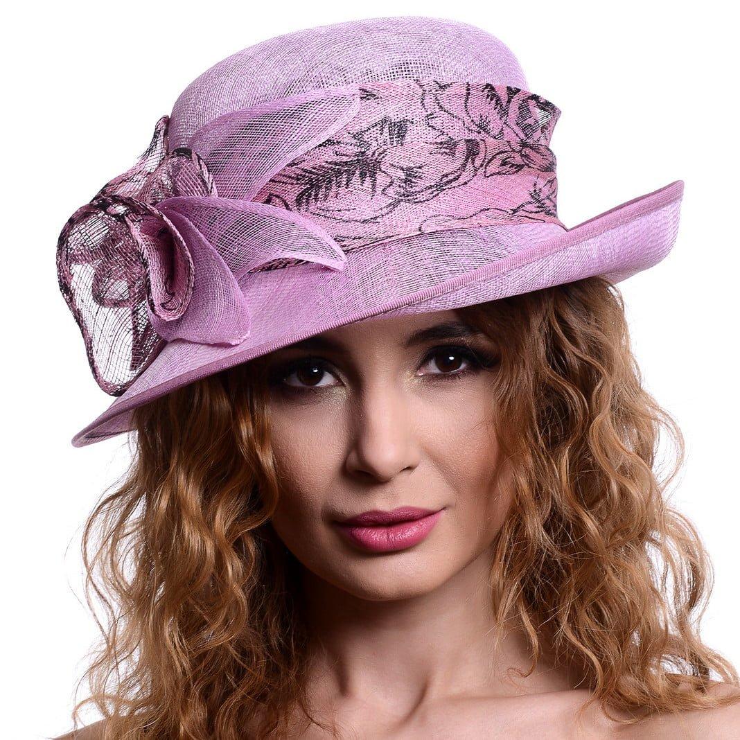 Palarie Kona, roz