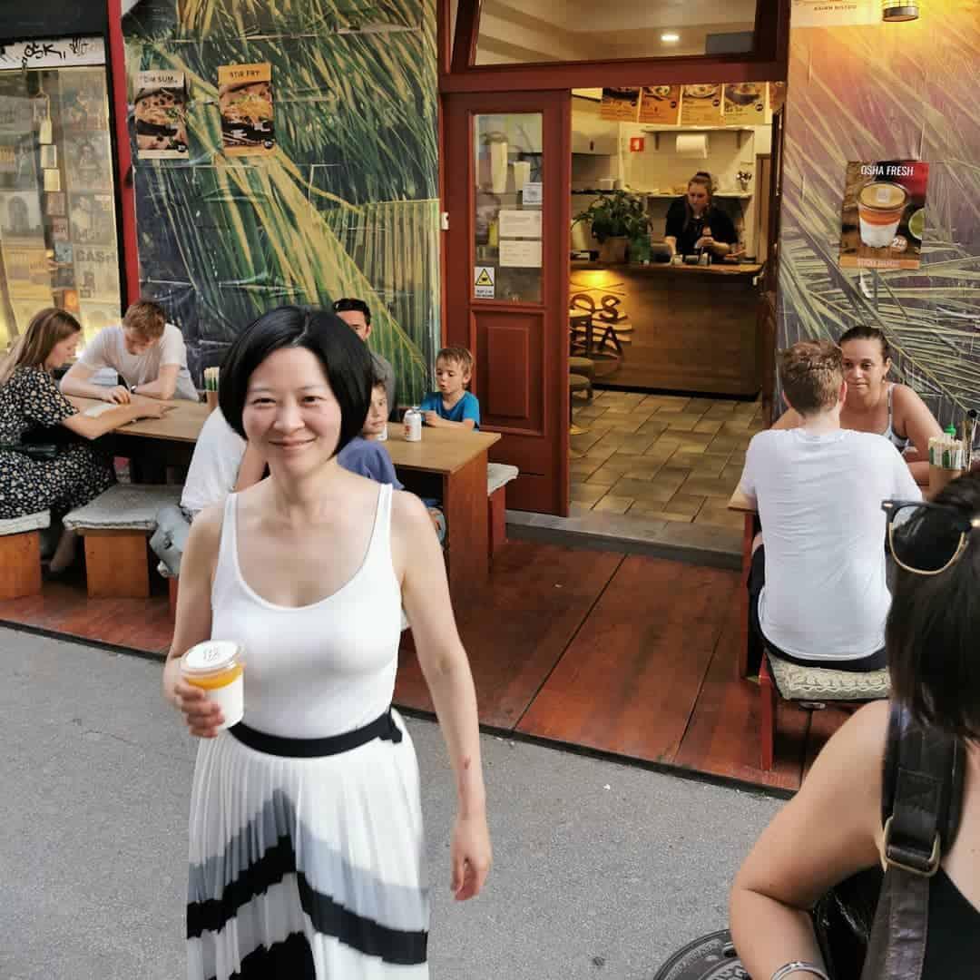 osha ocena veganska tajska ponudba extreveganza