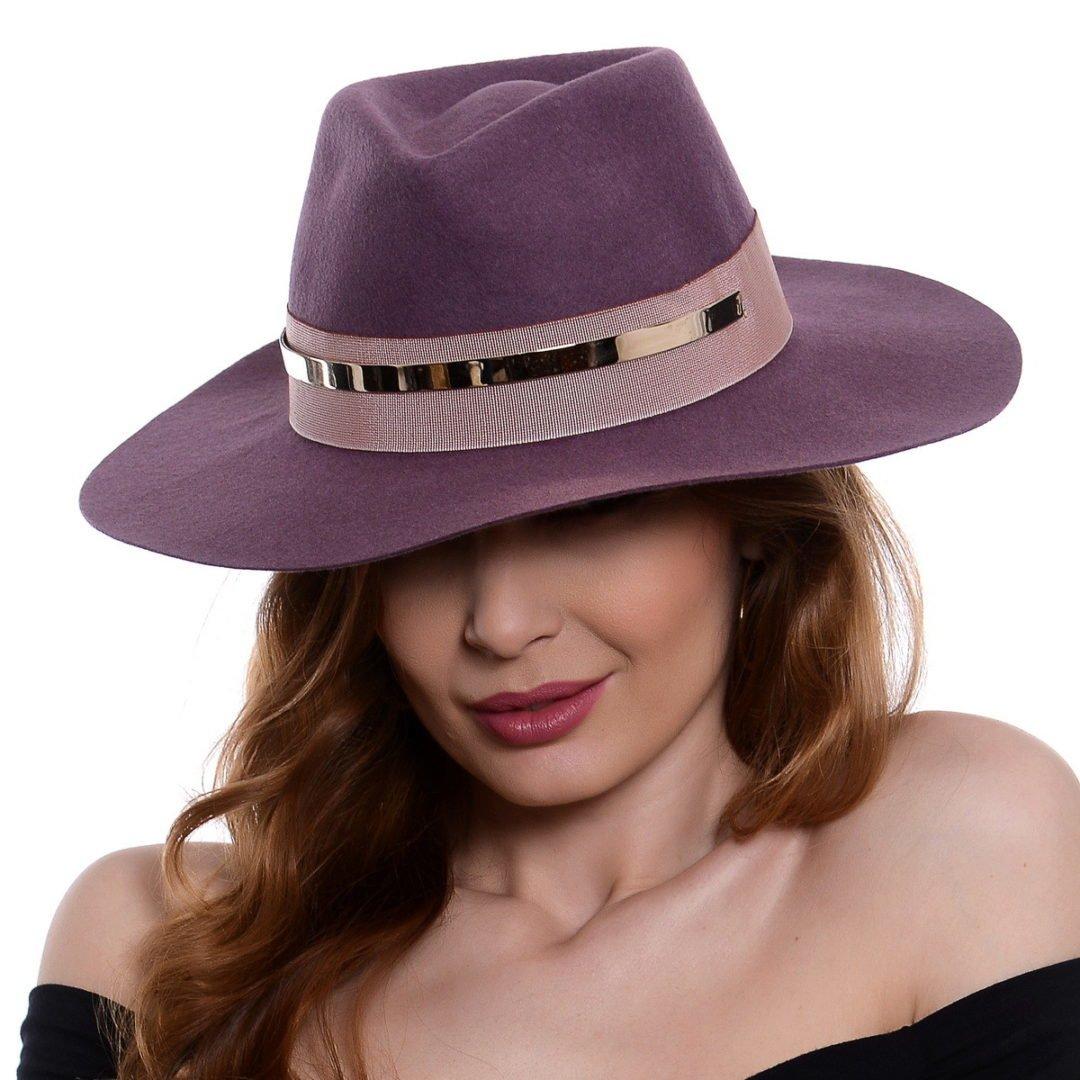 Pălărie Julia mov