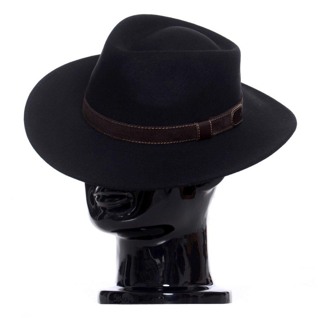 Pălărie Casablanca negru