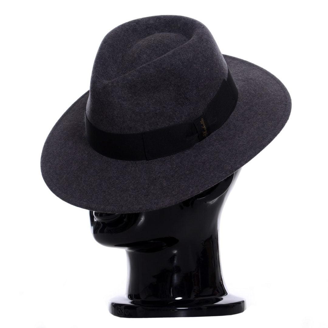 Pălărie Merlin-gri inchis