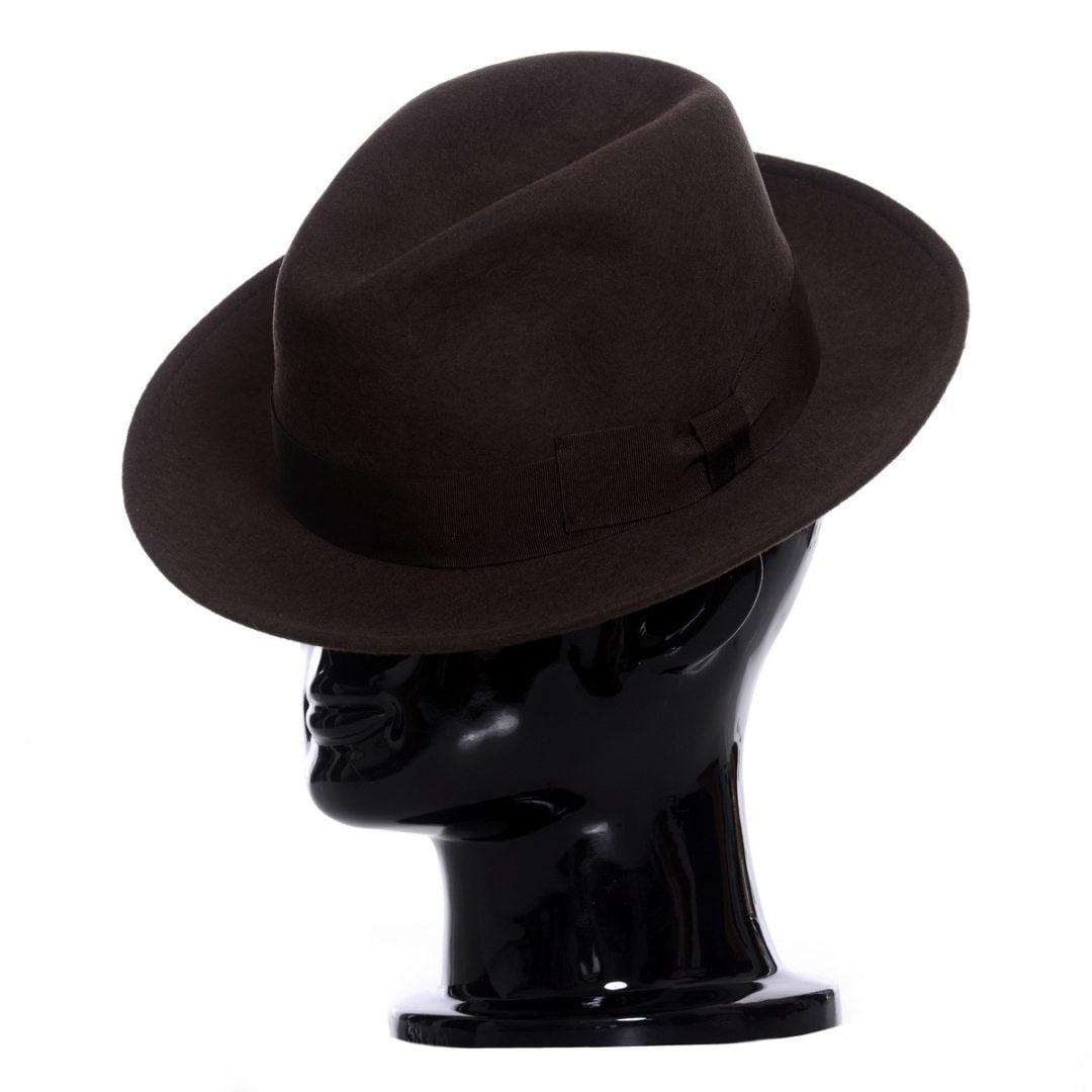 Pălărie AlCapone topo