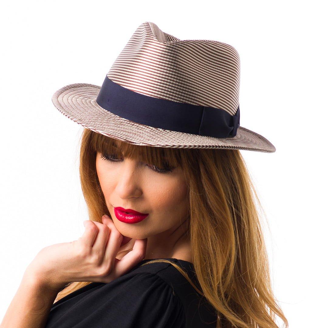 Pălărie Adami stripes/navy