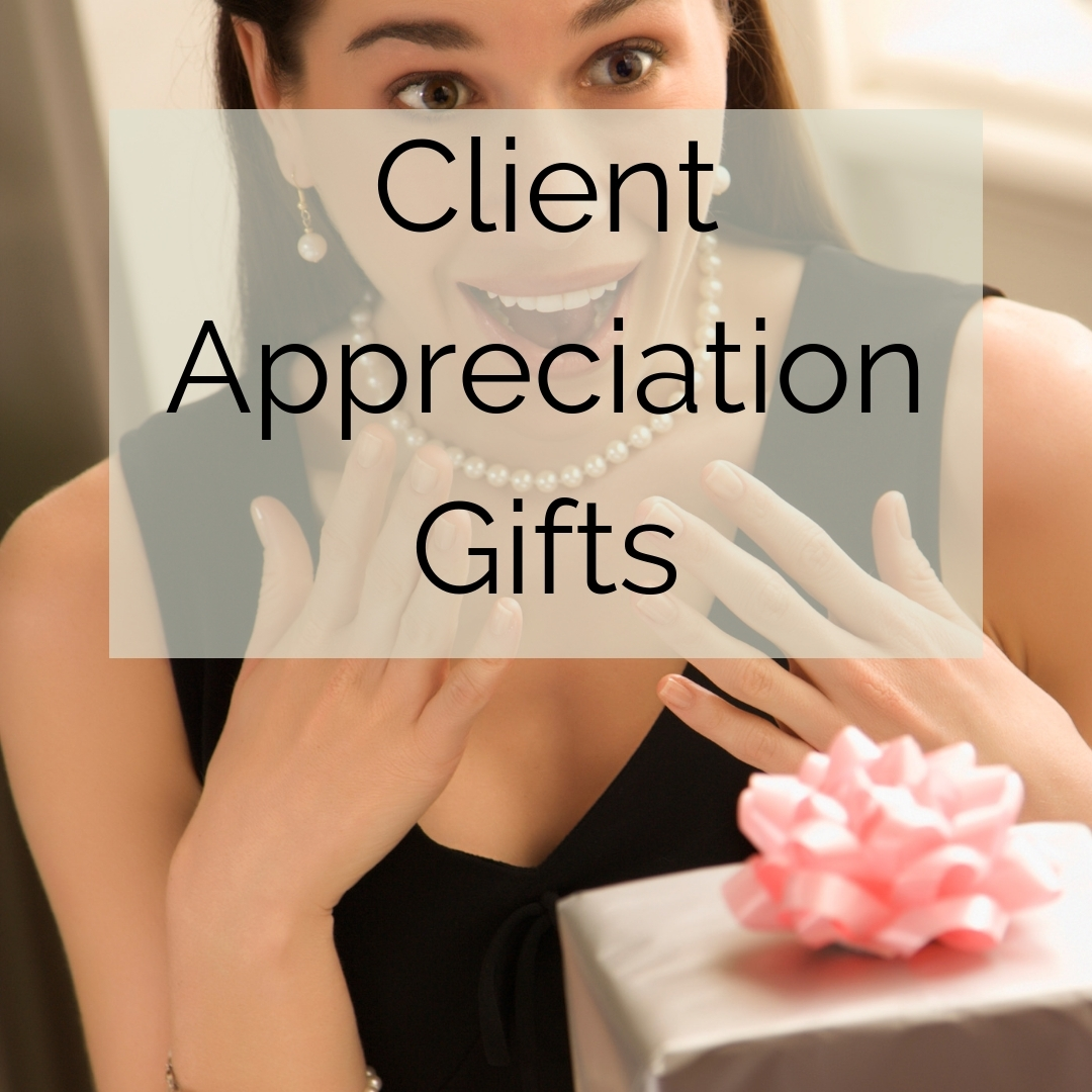 Client appreciation gifts